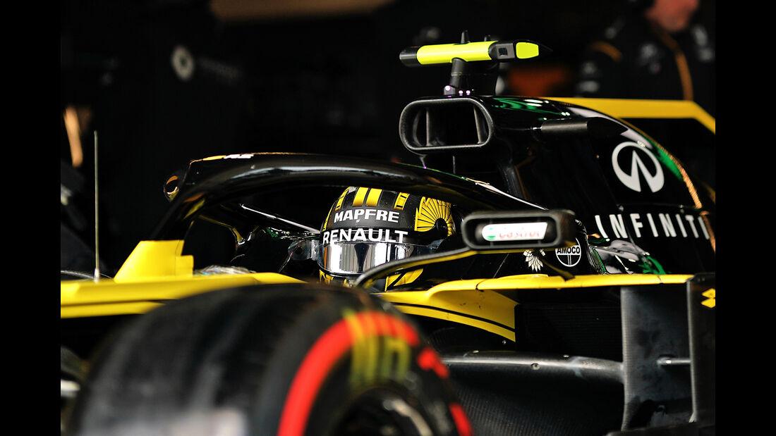 Nico Hülkenberg  - Formel 1 - GP USA 2019