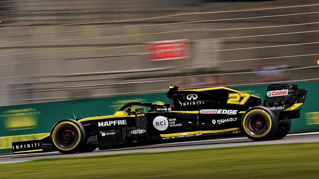 Nico Hülkenberg - GP Abu Dhabi 2019