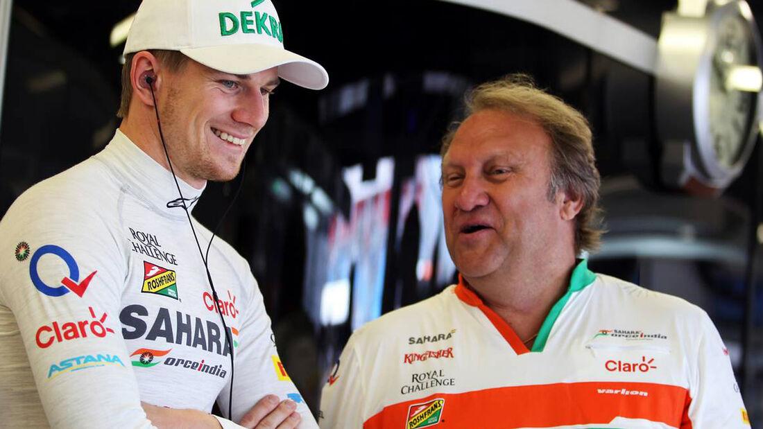 Nico Hülkenberg GP Australien 2014 Force India