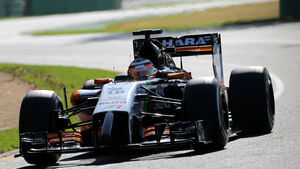 Nico Hülkenberg GP Australien 2014