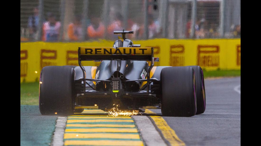 Nico Hülkenberg - GP Australien 2017
