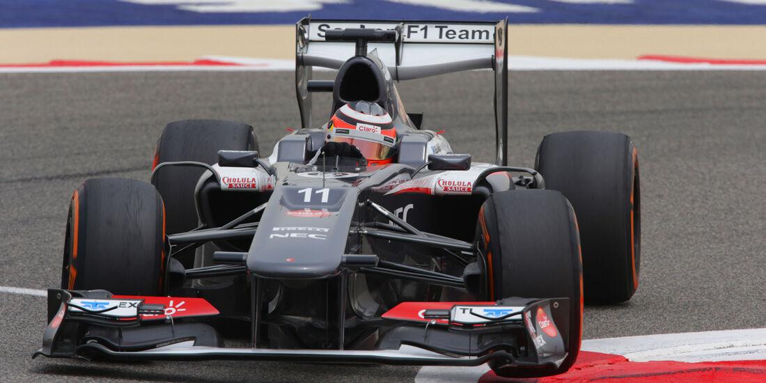 Nico Hülkenberg - GP Bahrain 2013