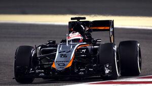 Nico Hülkenberg - GP Bahrain 2015