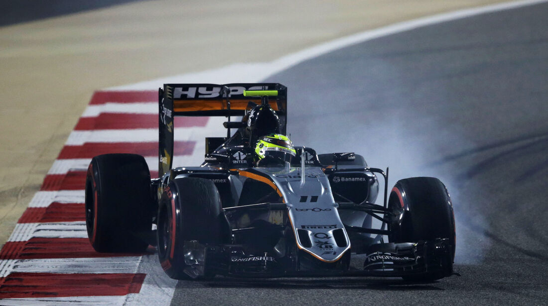 Nico Hülkenberg - GP Bahrain 2016