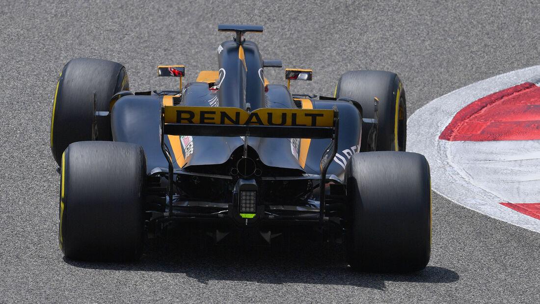 Nico Hülkenberg - GP Bahrain - Test - 2017