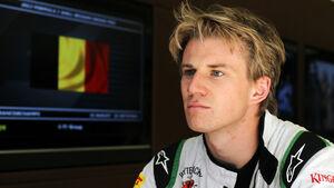 Nico Hülkenberg GP Belgien 2012