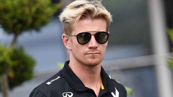 Nico Hülkenberg - GP Belgien 2018