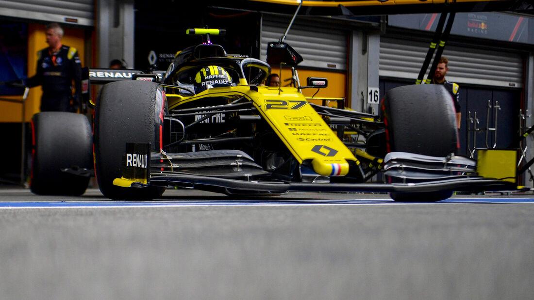 Nico Hülkenberg - GP Belgien 2019