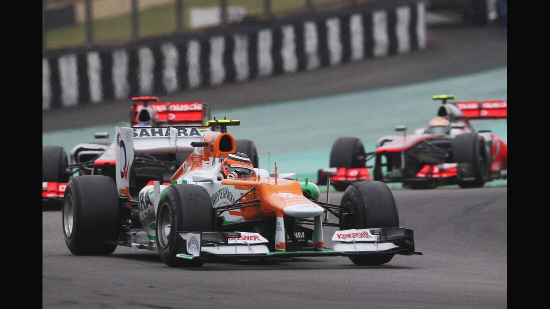 Nico Hülkenberg GP Brasilien 2012