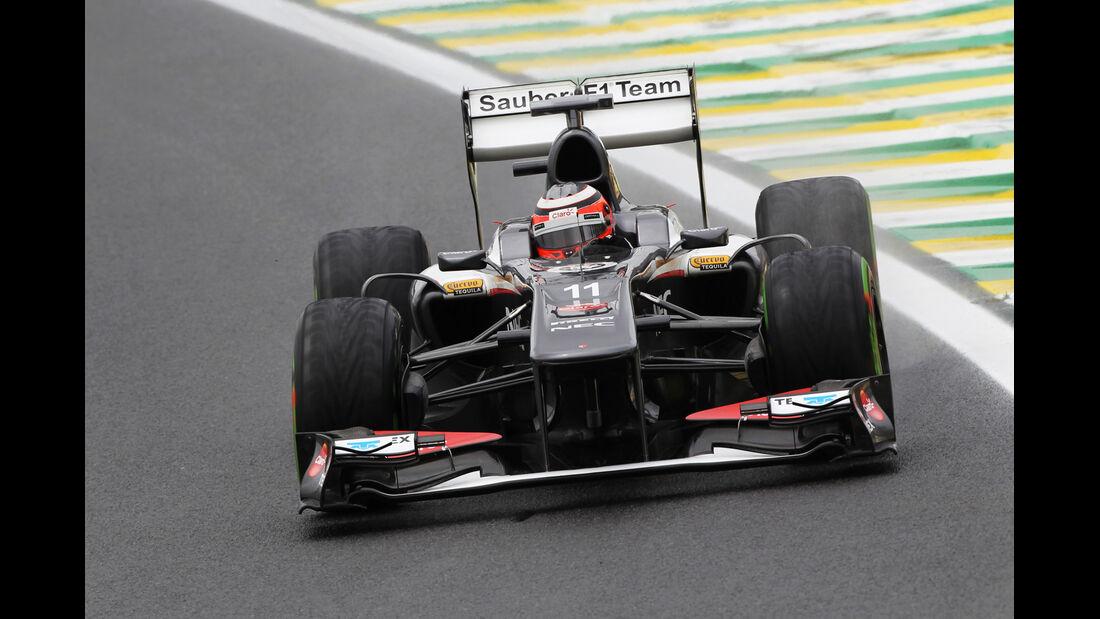 Nico Hülkenberg - GP Brasilien 2013
