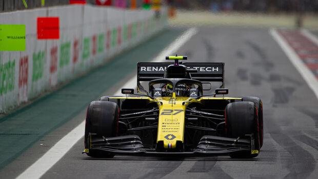 Nico Hülkenberg - GP Brasilien 2019