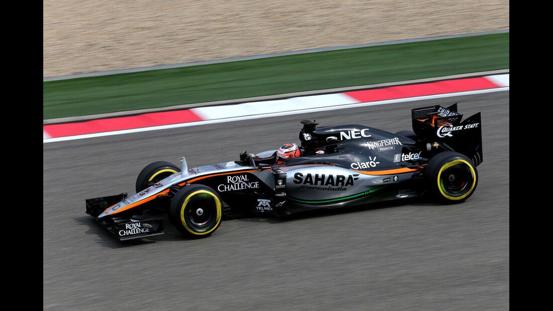 Nico Hülkenberg - GP China 2015