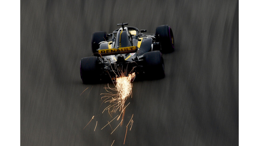 Nico Hülkenberg - GP China 2018
