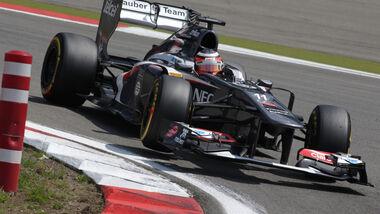 Nico Hülkenberg - GP Deutschland 2013