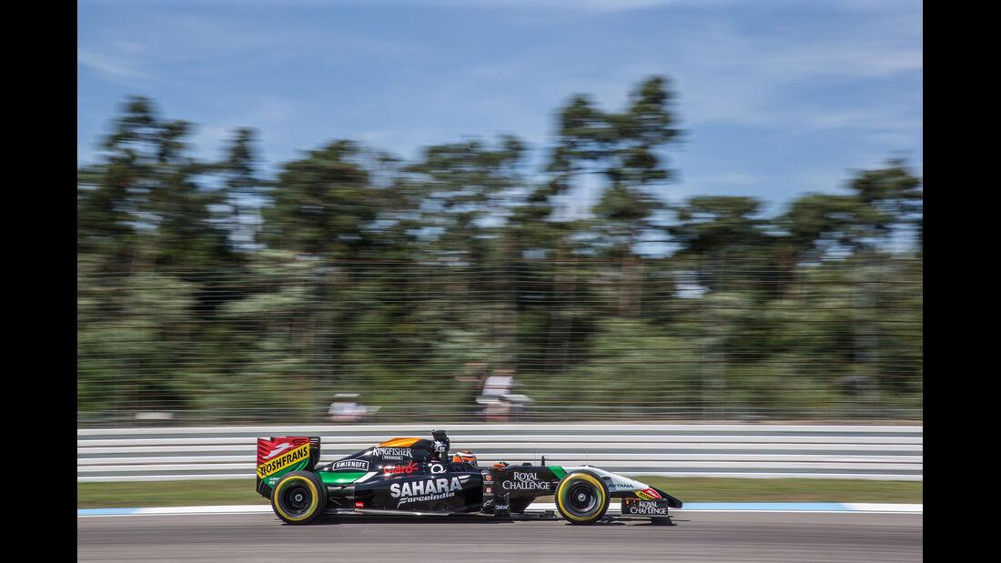Nico Hülkenberg - GP Deutschland 2014 - Danis Bilderkiste