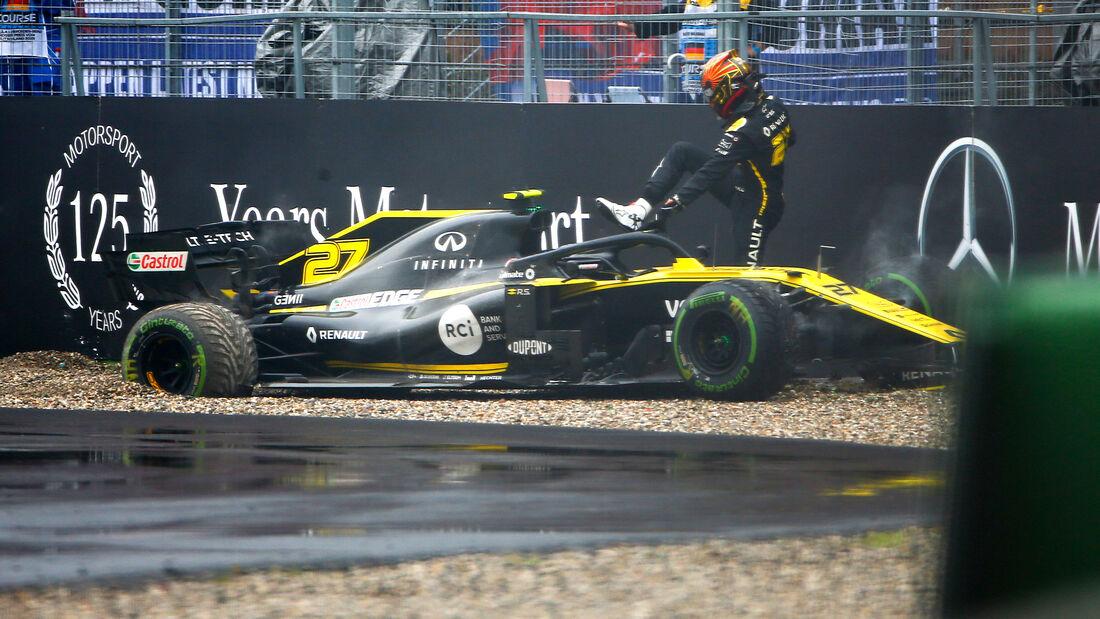 Nico Hülkenberg - GP Deutschland 2019