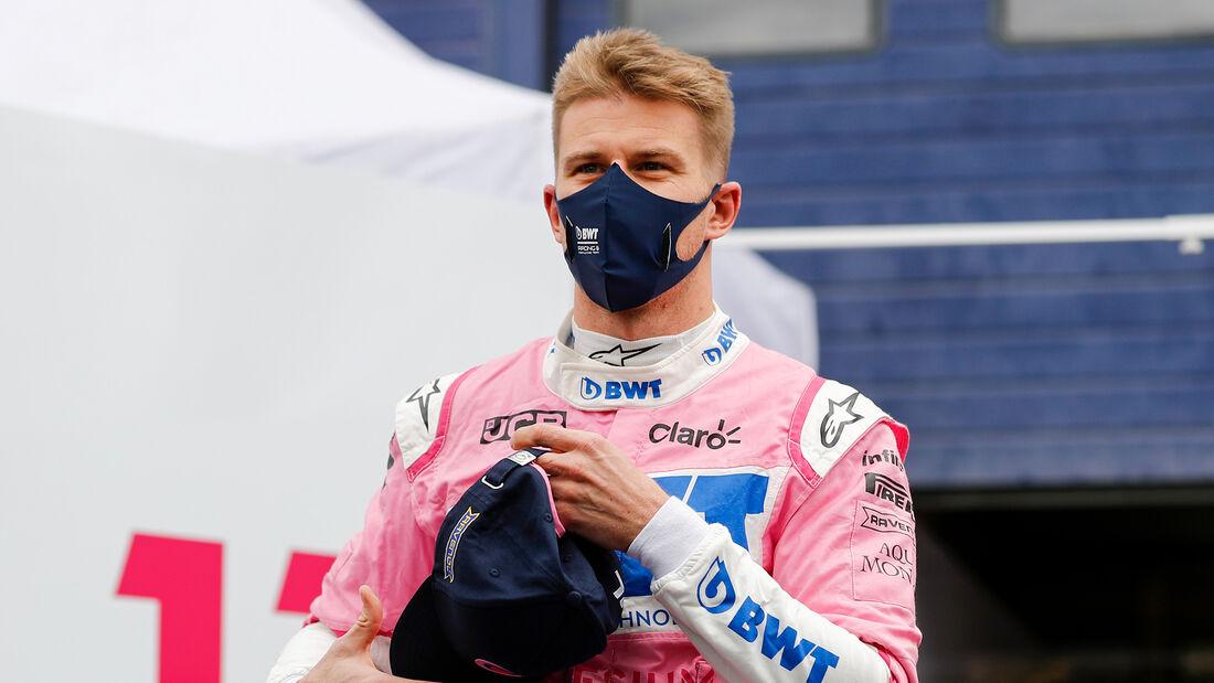 Nico Hülkenberg - GP Eifel - Nürburgring 2020