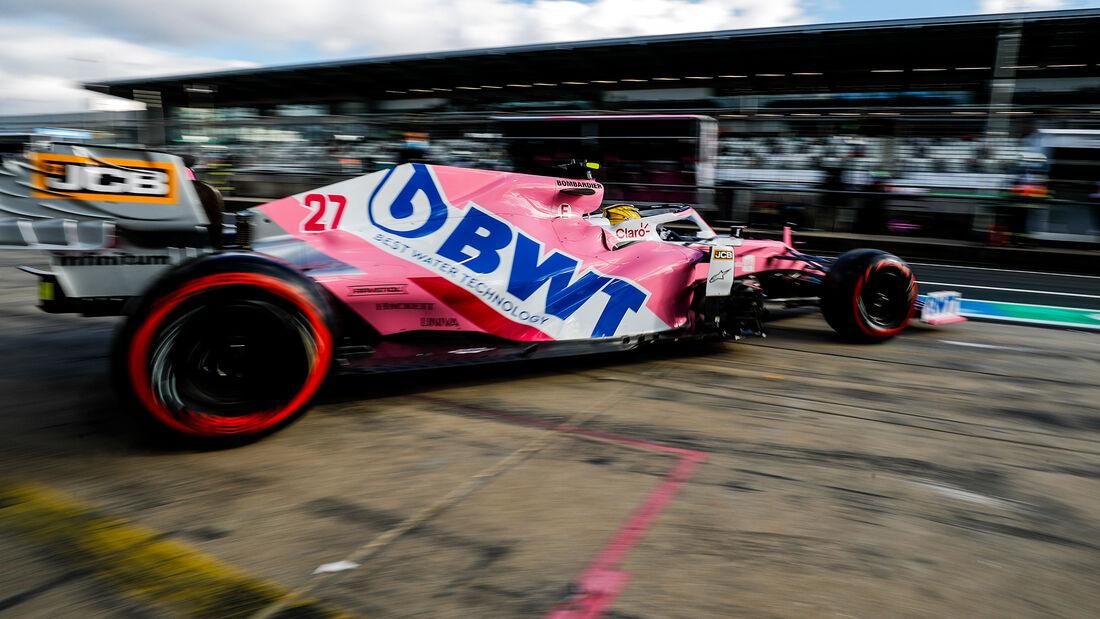 Nico Hülkenberg - GP Eifel - Nürburgring - Formel 1 - 2020
