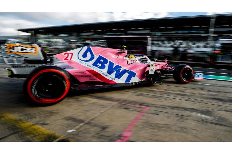 Crazy Stats Eifel GP am Nürburgring: Auf den Spuren von Di Resta