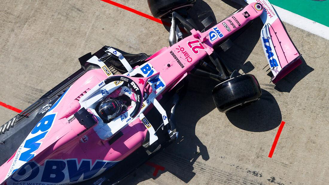 Nico Hülkenberg - GP England 2020