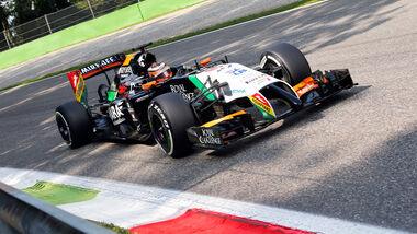 Nico Hülkenberg - GP Italien 2014
