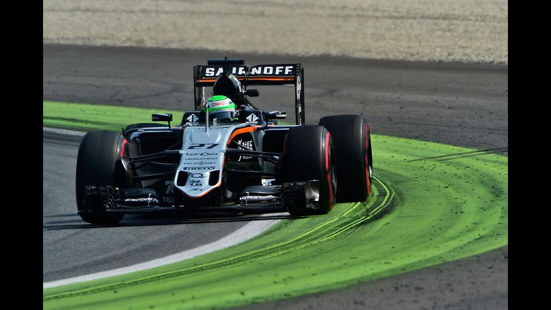 Nico Hülkenberg - GP Italien 2016