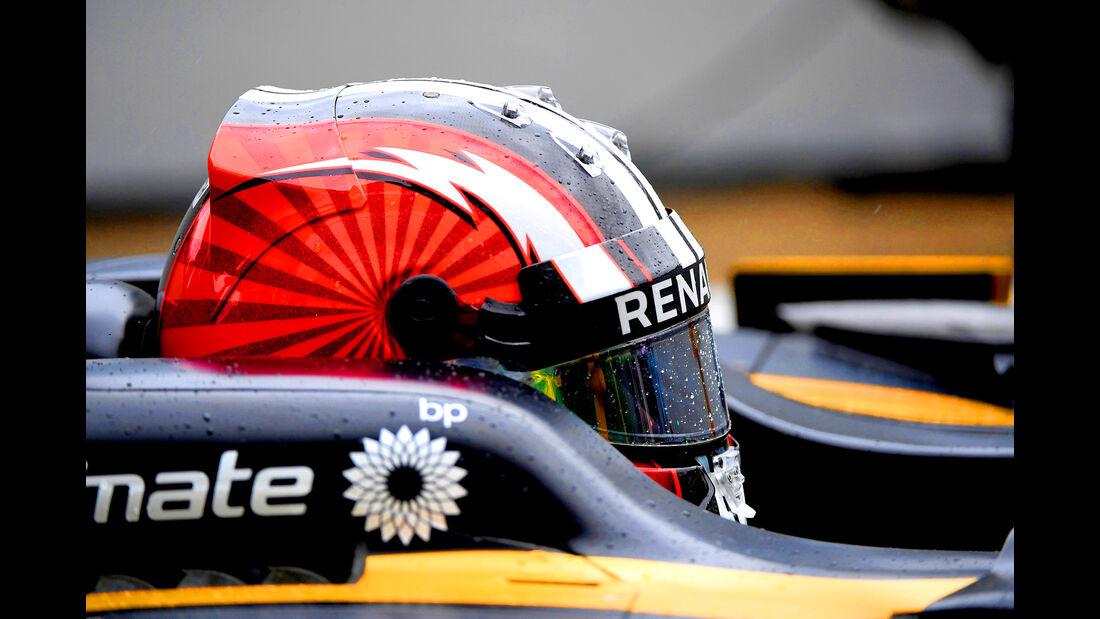 Nico Hülkenberg - GP Italien 2017