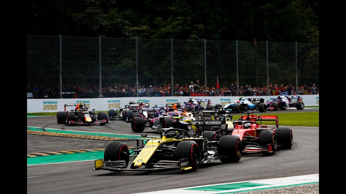 Nico Hülkenberg - GP Italien 2019
