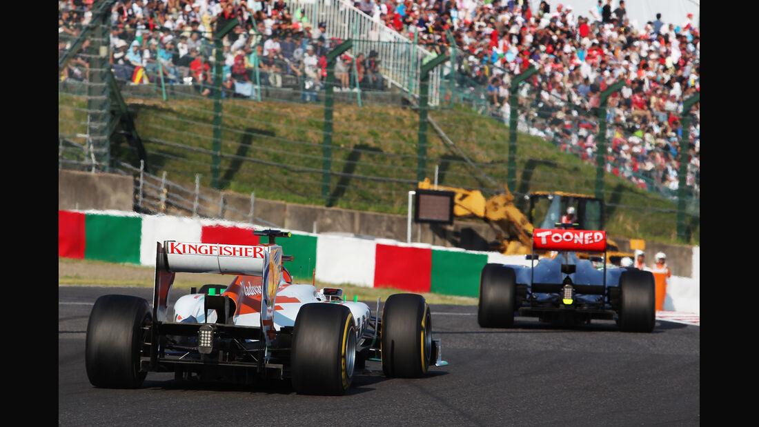 Nico Hülkenberg GP Japan 2012