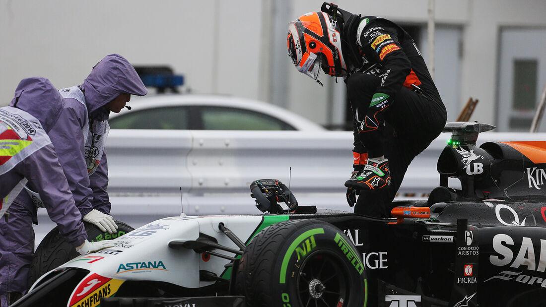 Nico Hülkenberg - GP Japan 2014