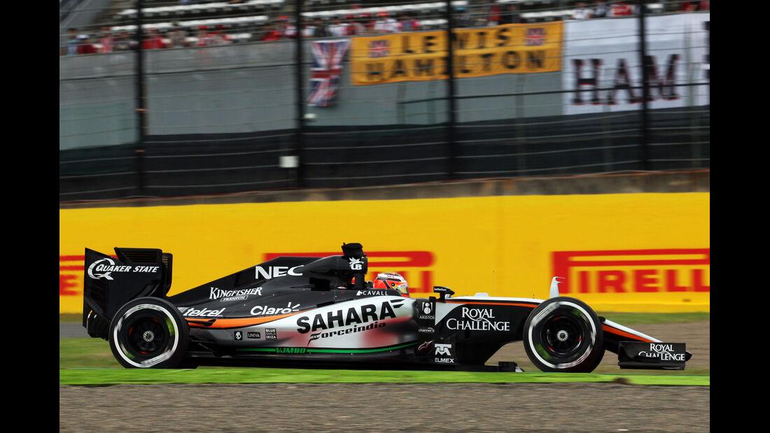 Nico Hülkenberg - GP Japan 2015