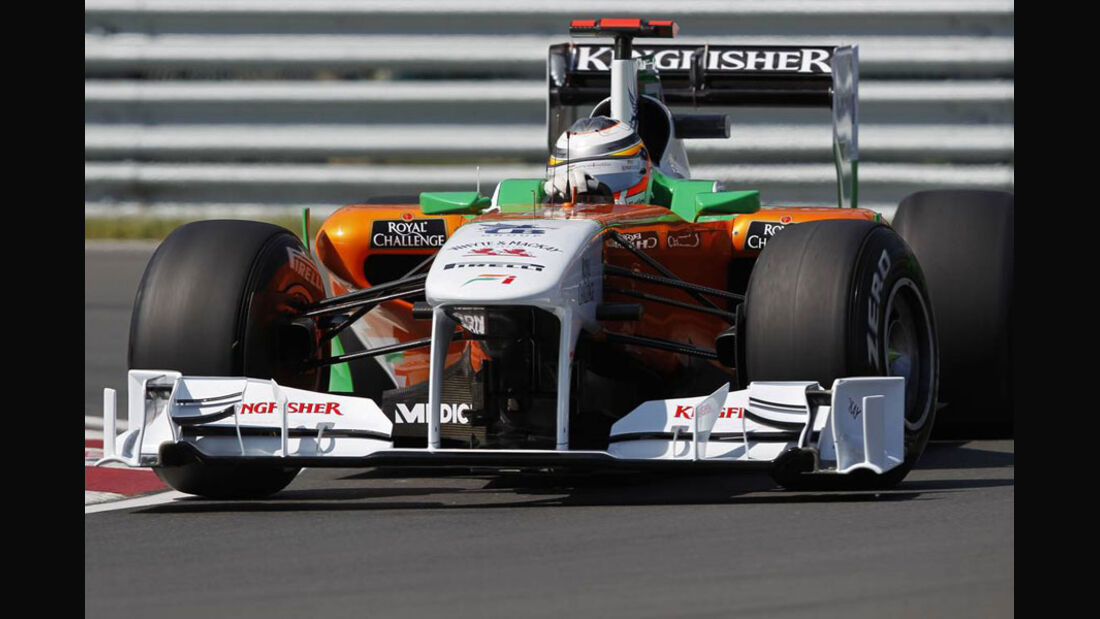 Nico Hülkenberg - GP Kanada 2011