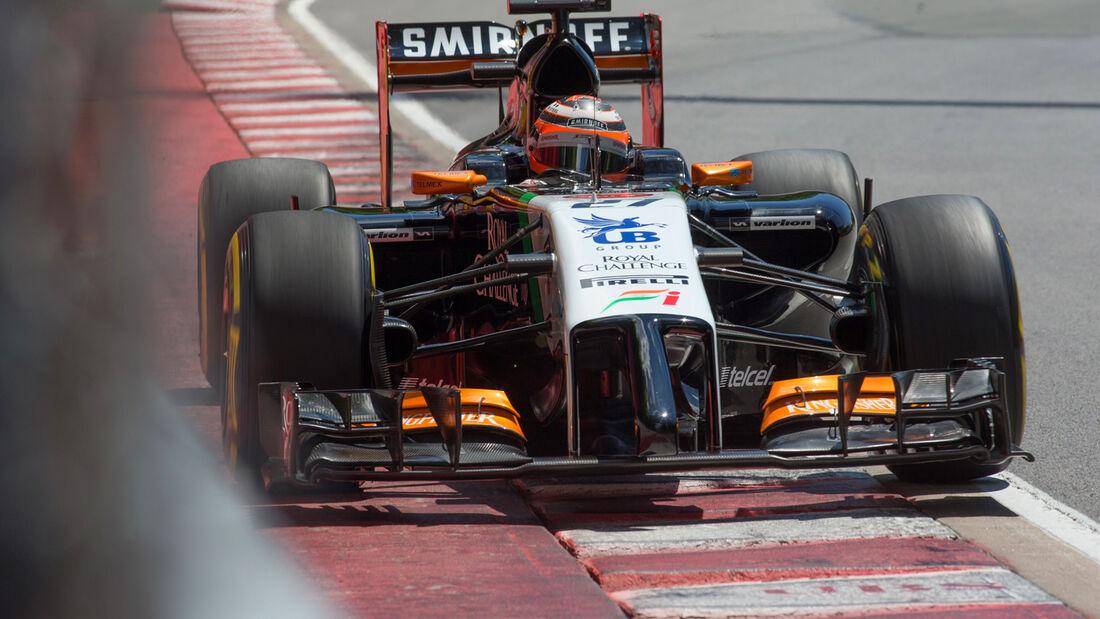 Nico Hülkenberg - GP Kanada 2014