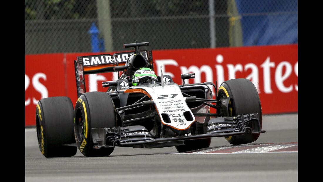 Nico Hülkenberg - GP Kanada 2016