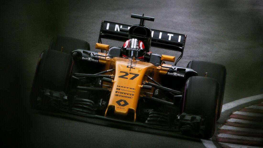 Nico Hülkenberg - GP Kanada 2017