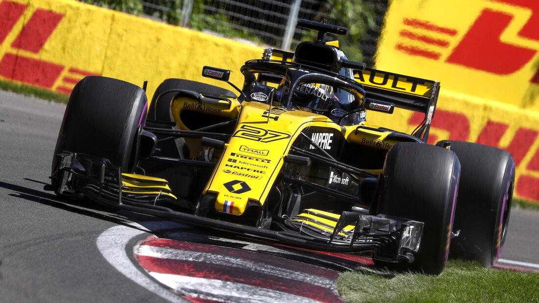 Nico Hülkenberg - GP Kanada 2018