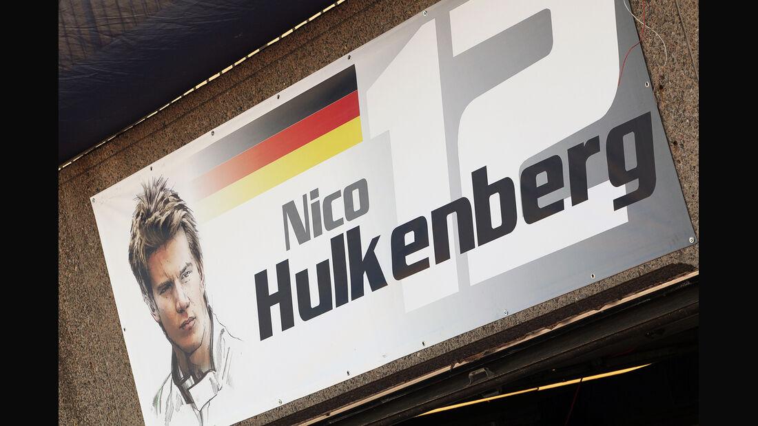 Nico Hülkenberg - GP Kanada - Formel 1 - 7. Juni 2012