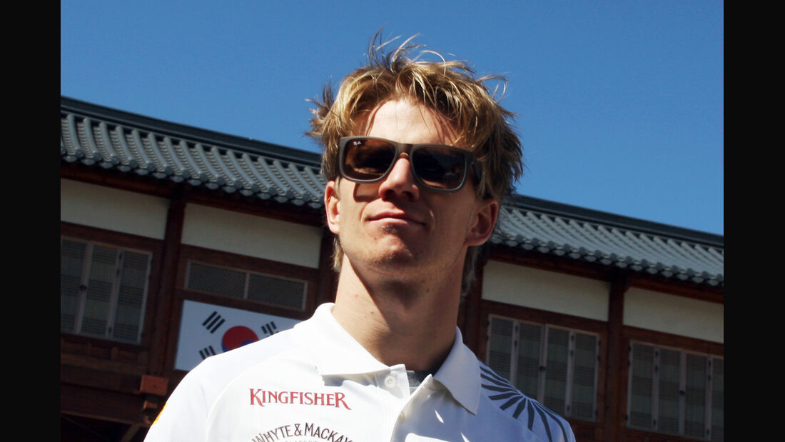 Nico Hülkenberg GP Korea 2012