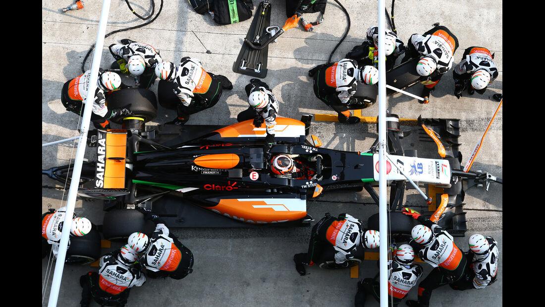 Nico Hülkenberg - GP Malaysia 2014
