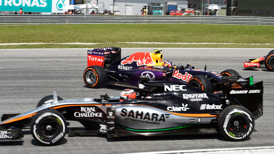 Nico Hülkenberg - GP Malaysia 2015