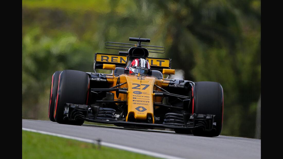 Nico Hülkenberg - GP Malaysia 2017
