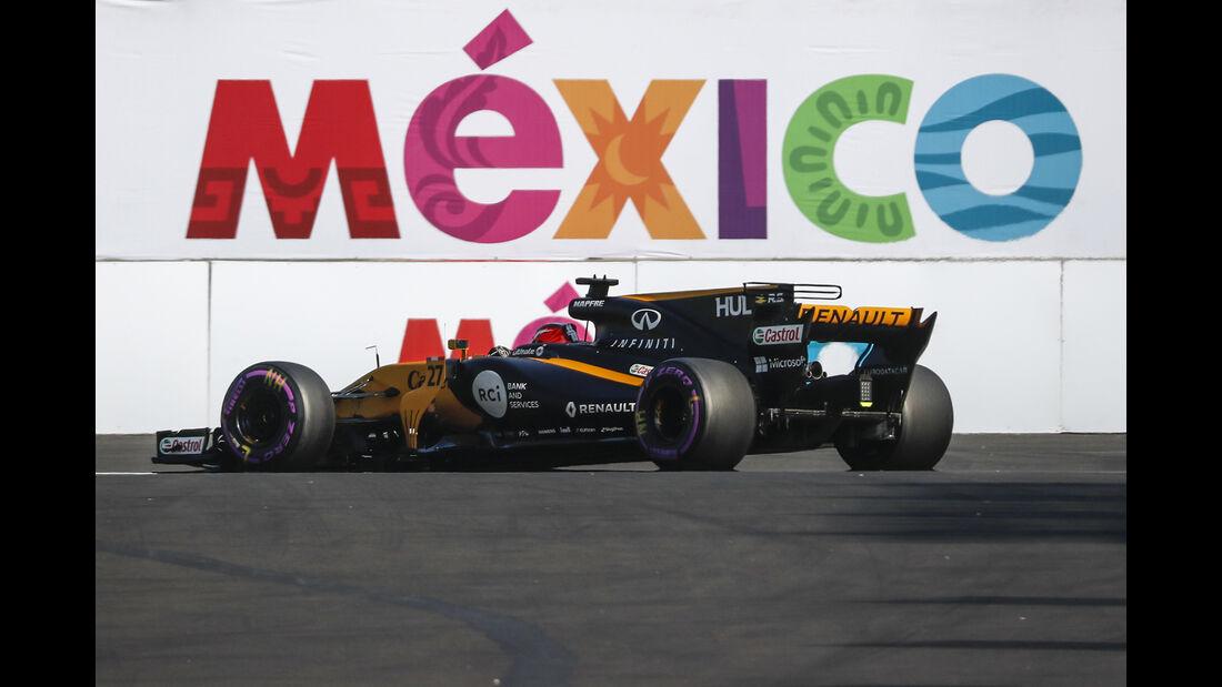 Nico Hülkenberg - GP Mexiko 2017