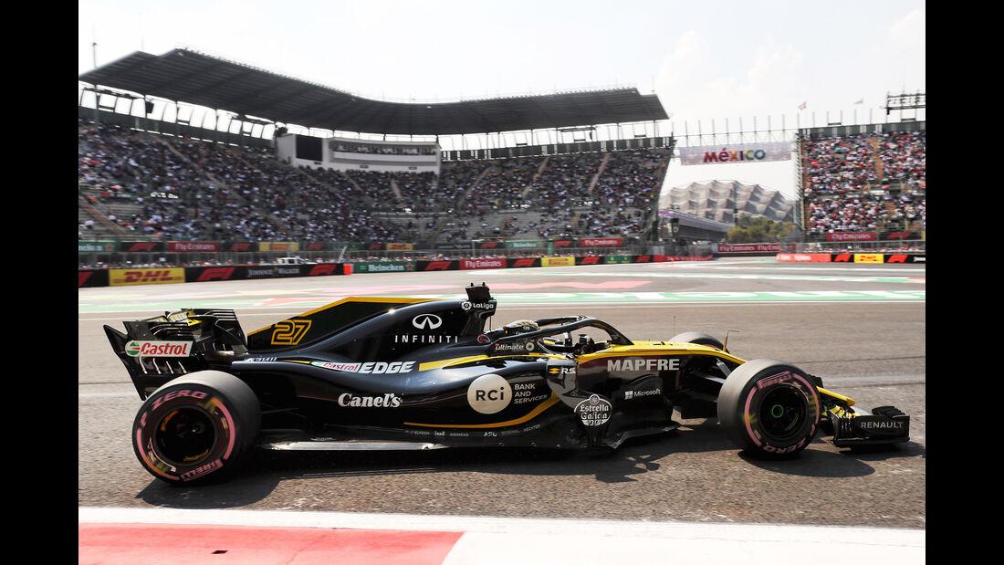 Nico Hülkenberg - GP Mexiko 2018