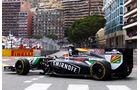 Nico Hülkenberg - GP Monaco 2014
