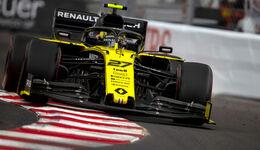 Nico Hülkenberg - GP Monaco 2019