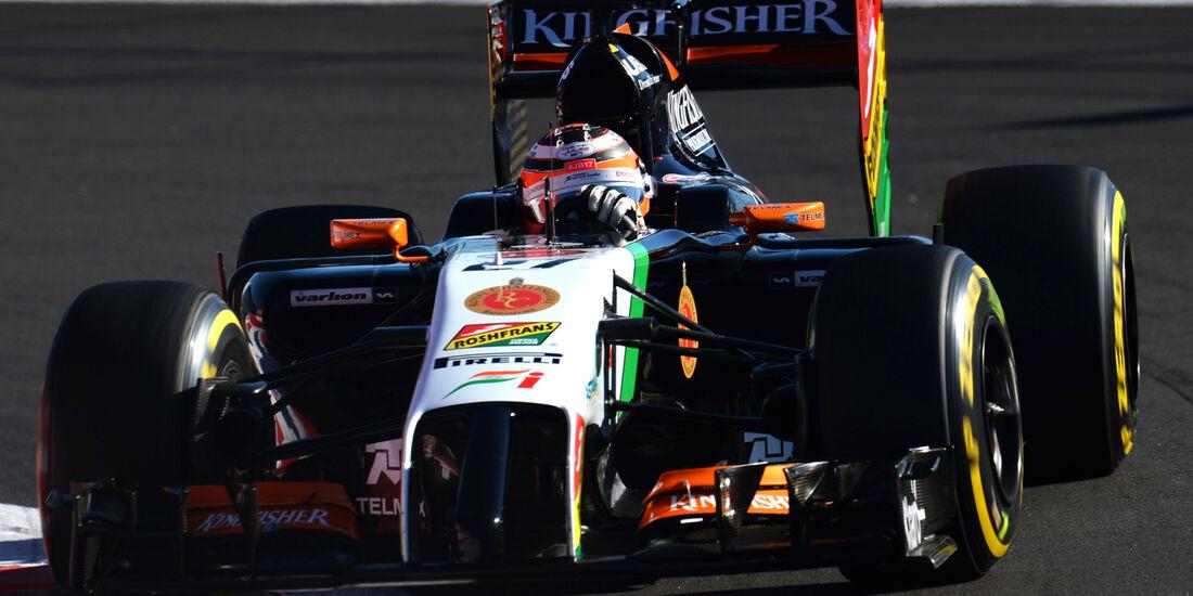 Nico Hülkenberg - GP Russland 2014