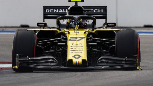 Nico Hülkenberg - GP Russland 2019
