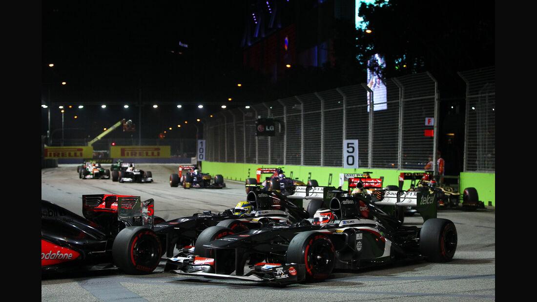 Nico Hülkenberg - GP Singapur 2013
