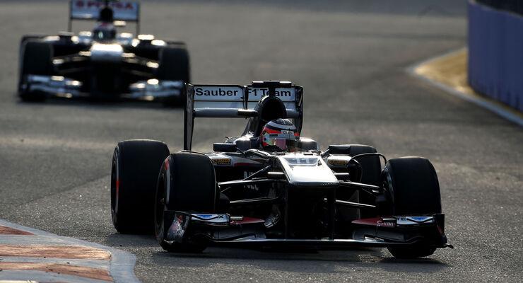 Nico Hülkenberg GP Singapur 2013