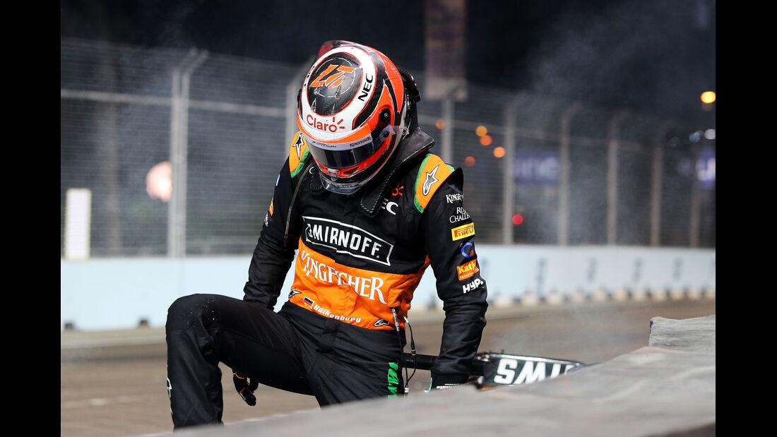 Nico Hülkenberg - GP Singapur 2015